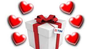 SAN Valentino 2018 TIM regali