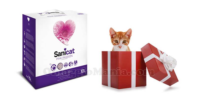 Sanicat contest San Valentino 2018