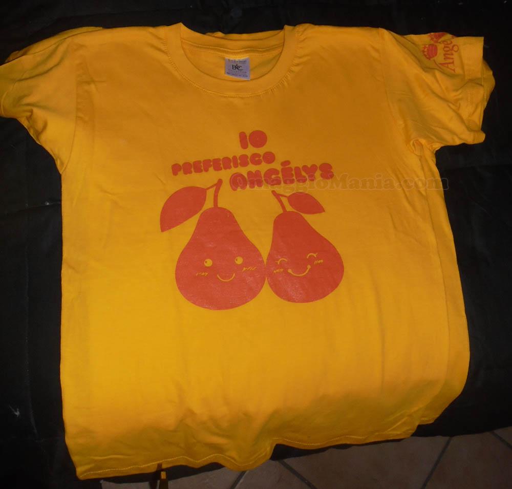T-shirt Io preferisco Angélys omaggio di Rosanna