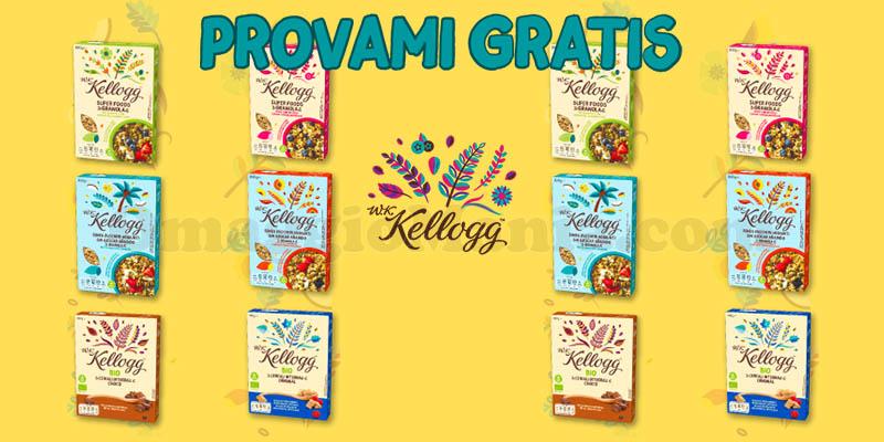 W.K. Kellogg's Provami Gratis