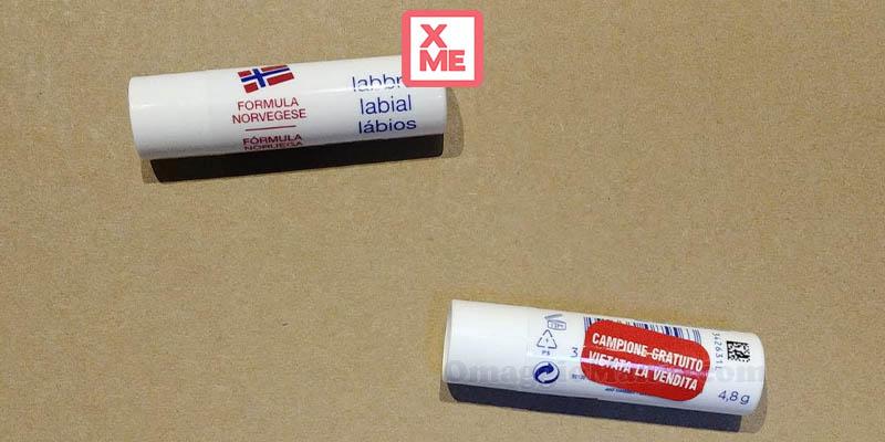 balsamo labbra Neutrogena omaggio con PrenotaXMe