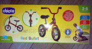 bicicletta Chicco di Tavanina84 con Aptamil
