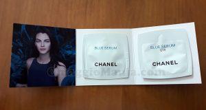 campione omaggio Chanel Blue Serum Eye di Mollyx