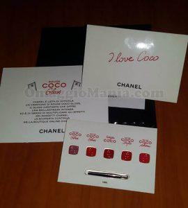 campione omaggio Chanel Rouge Coco Gloss di Angela