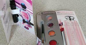 campioni omaggio Dior Lip Gloss e profumo Poison di Marilena