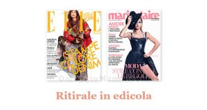 coupon omaggio Elle n°2 e Marie Claire n°2