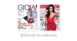 coupon omaggio Gioia 2 Cosmopolitan 2 2018