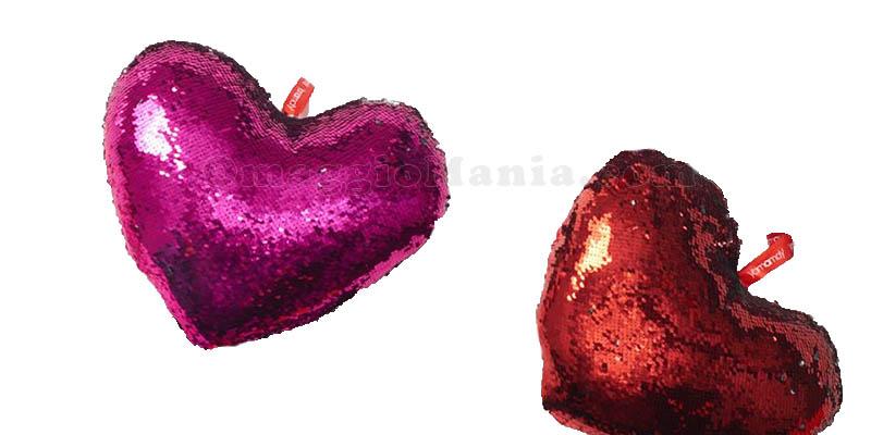 cuscini Yamamay a forma di cuore
