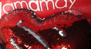 cuscino a forma di cuore Yamamay di Sabry77