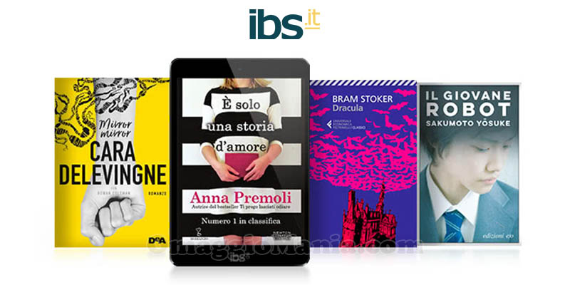 ebook IBS Vodafone Happy Friday 2 febbraio 2018