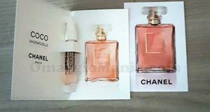 fialetta omaggio Chanel Coco Mademoiselle di Salvatrice