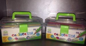 kit di colori Carletto CariocaTita di Tatiana 1