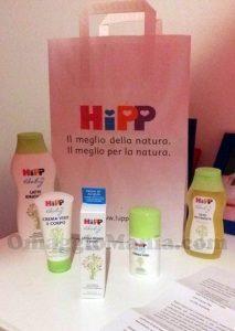 kit di prodotti HiPP di LucyMax