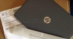 notebook HP con A scuola di PetCare