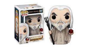 personaggio Funko Pop Saruman