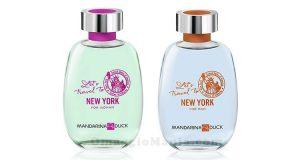 profumi Mandarina Duck Let's Travel NY