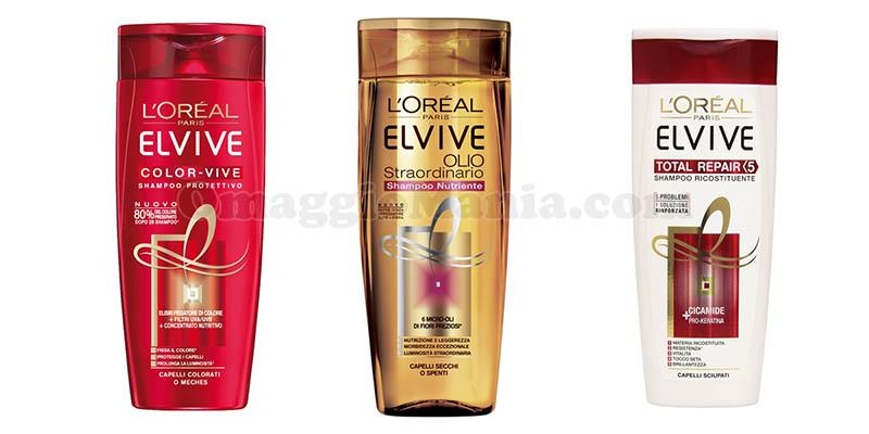 shampoo Elvive