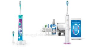 tester spazzolini Philips mamme blogger