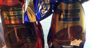 uova di Pasqua Pernigotti con buoni regalo Amazon da 10 euro di Monica