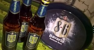 vassoio Birra Bavaria omaggio di Simona