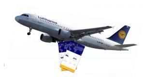 vinci biglietti aerei Lufthansa