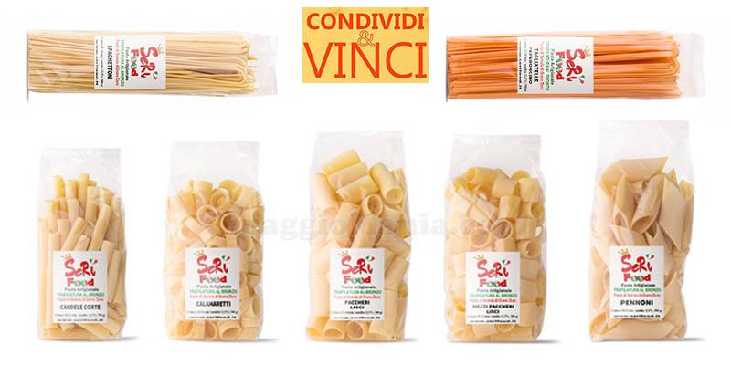 vinci pasta artigianale Seri Food