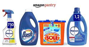 Amazon Pantry selezione pulizie di primavera