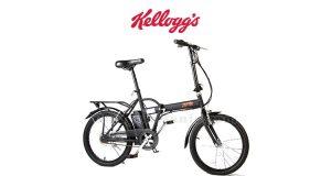 Con le barrette Kellogg's vinci una bici al giorno
