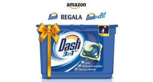 Dash regala Dash su Amazon