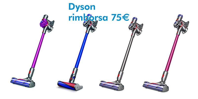 Dixan Rimborsa 75 euro