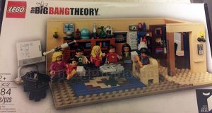 LEGO The Big Bang Theory di Marco