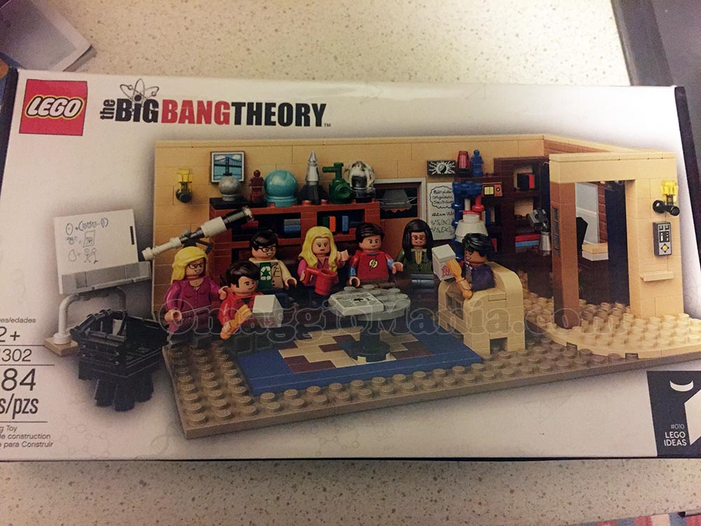 LEGO The Big Bang Theory di Marco