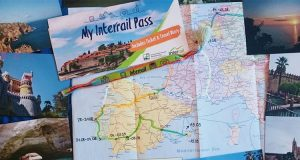 My Interrail Pass