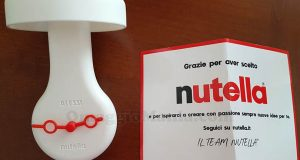Nutella Clock by Alessi di Valentina