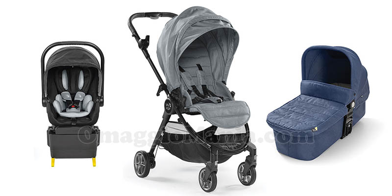 Trio Baby Jogger City Tour Lux