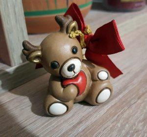 addobbo natalizio THUN Teddy di Eleonora
