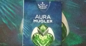 campione omaggio Aura Mugler di Claudia