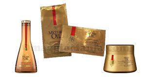 campioni omaggio Mythic Oil L'Oréal capelli grossi