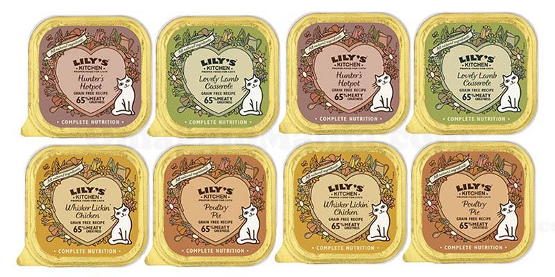 cibo per gatti Lily's Kitchen