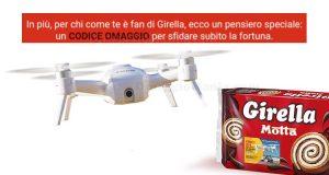 codice omaggio vinci drone con Girella