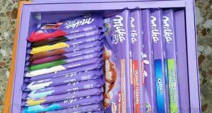 cofanetto Milka Collection Box di Carla con Amore al primo morso