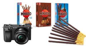 concorso Le tue serie con Mikado