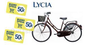 concorso Lycia Scegli il benessere, vinci la spesa