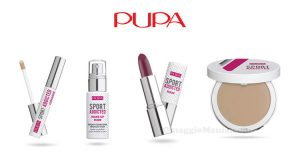 concorso Pupa Sport Addicted