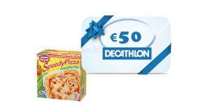 concorso Speedy Pizza per lo Sport