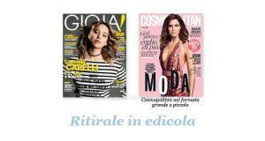 coupon omaggio Gioia 9 Cosmopolitan 3 2018