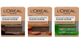 esfoliante Sugar Scrub L'Oréal Paris
