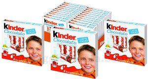fornitura Kinder Cioccolato