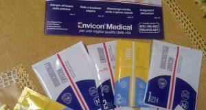 kit campioni omaggio Envicon Medical di Valeria