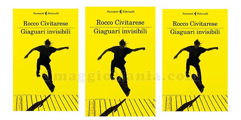 libro Giaguari invisibili di Rocco Civitarese